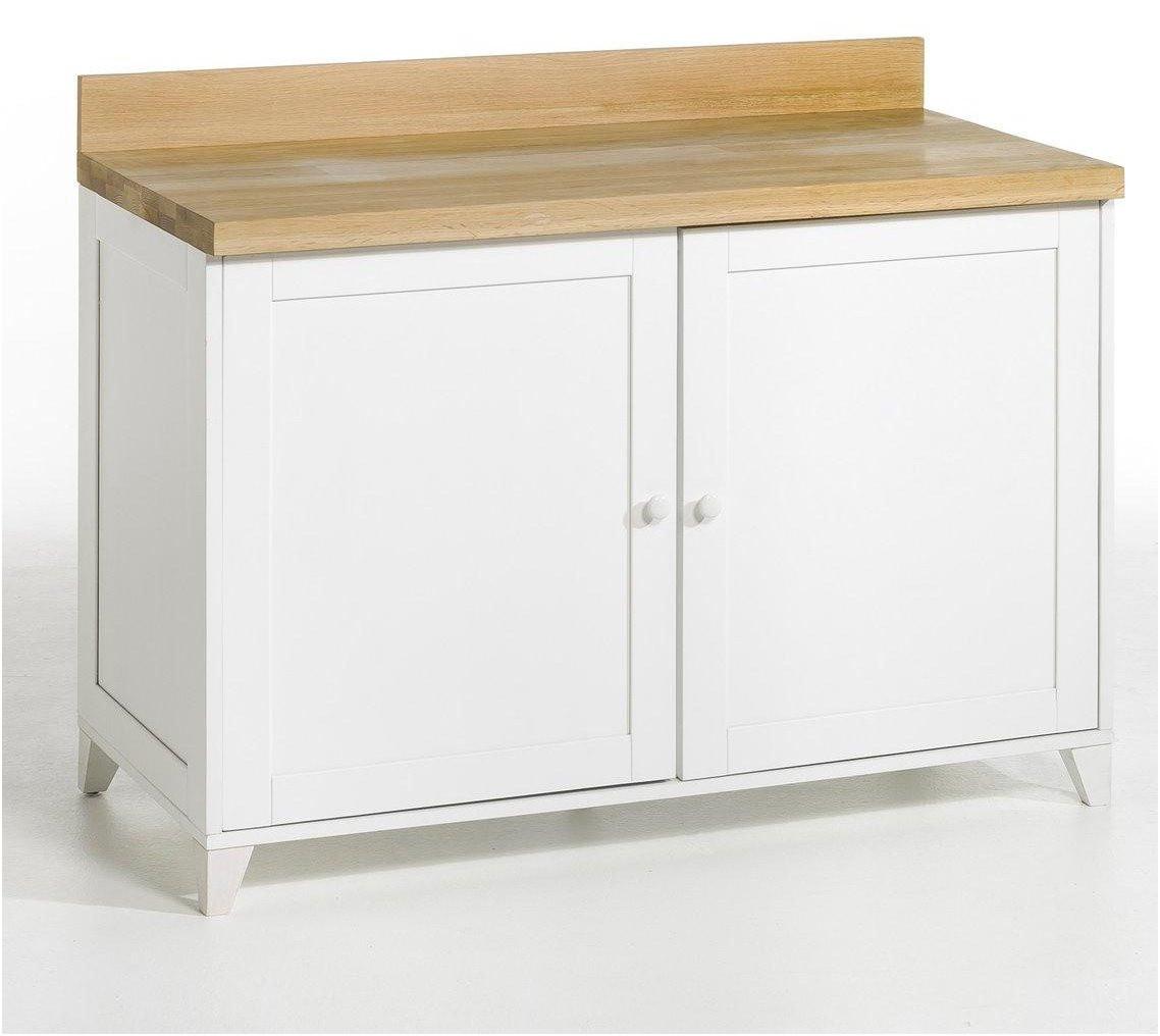 meuble bas cuisine 25 cm largeur