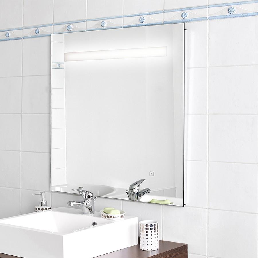 bricoman miroir salle de bain