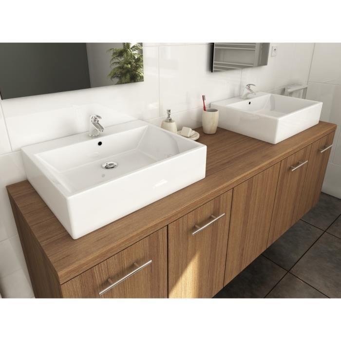 Aucune Jenny Ensemble Double Vasque 150 Cm Bois Virginia A Plan De Toilette Bois Agencecormierdelauniere Com Agencecormierdelauniere Com