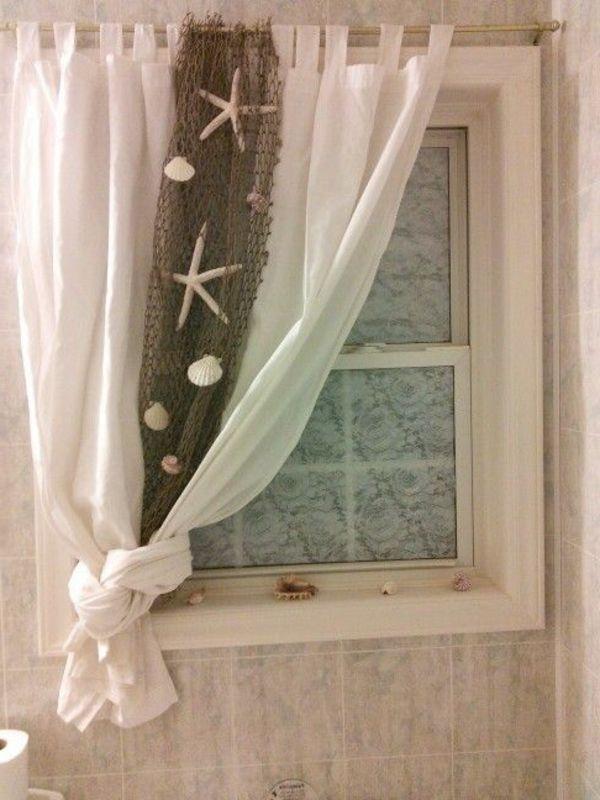 rideau occultant pour salle de bain