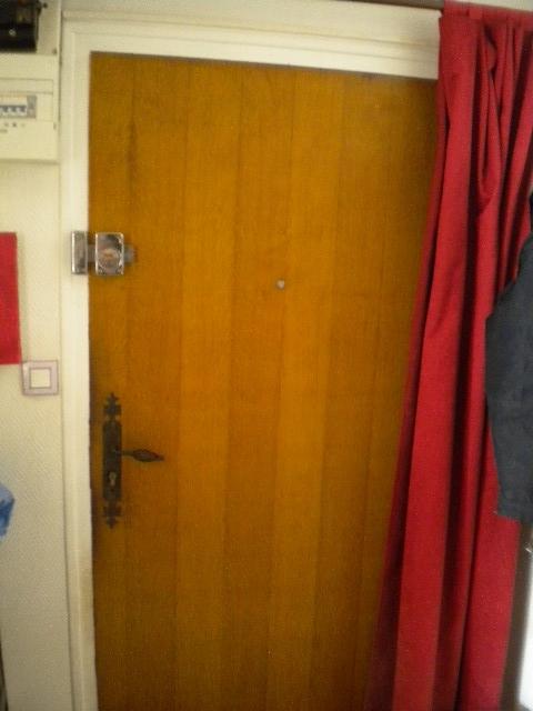 isolation phonique d une porte d entree