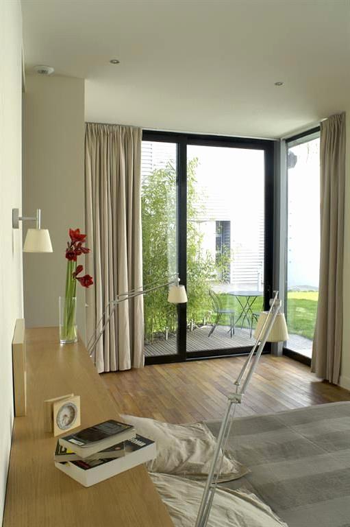 rideau pour baie vitree coulissante
