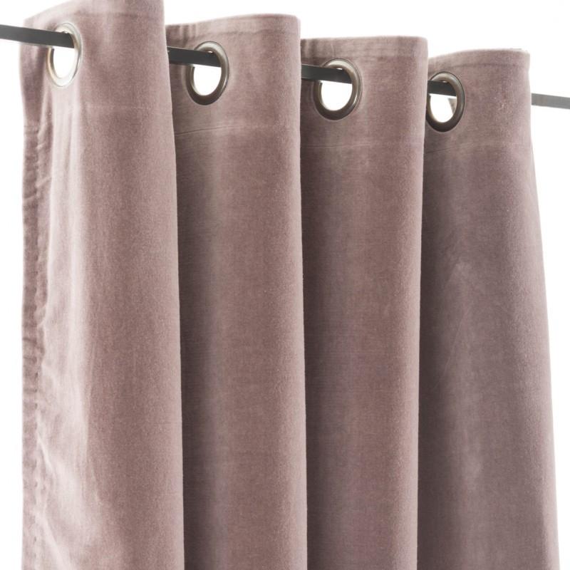 le pilier tout rideaux velours epais