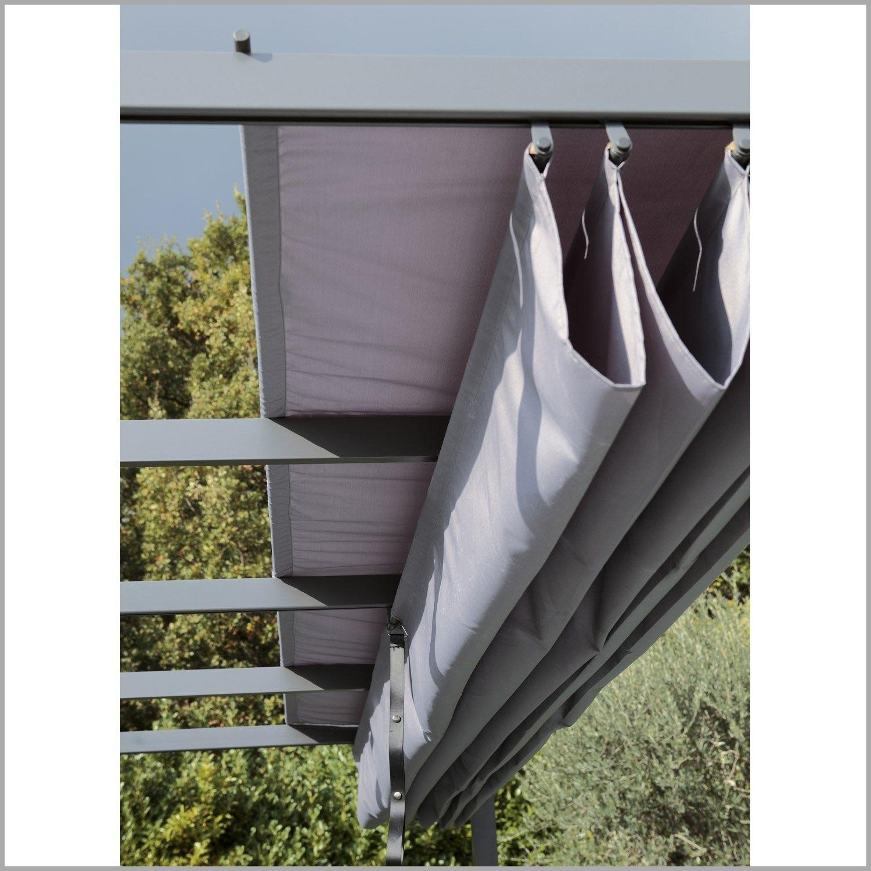 rideaux pour pergola 81015 accessoires