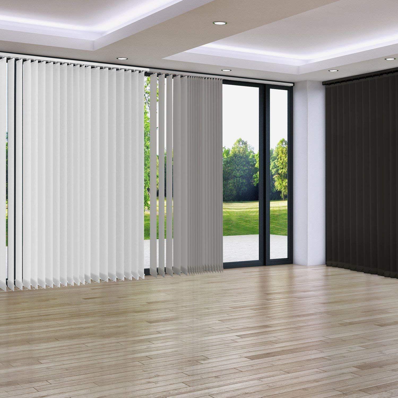 store interieur lamelles verticales