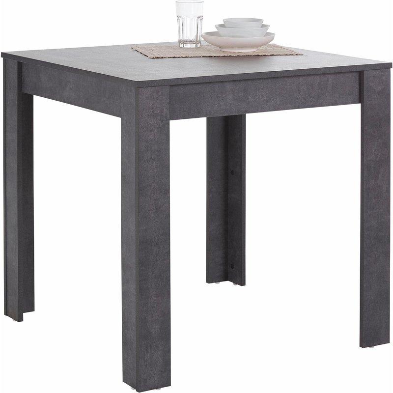 table carree 140x140 salle manger