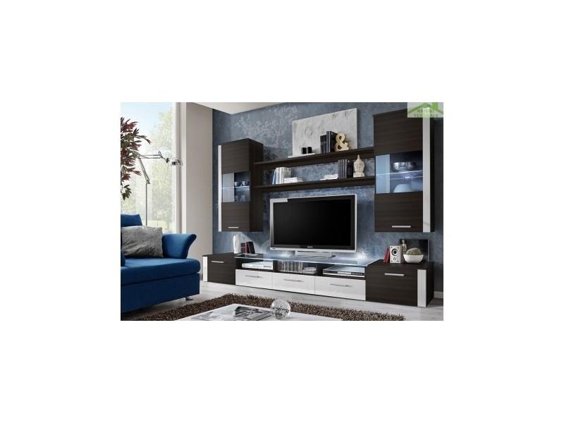 المشغل أو العامل إطار العجلة الناي meuble tv avec enceinte integre conforama