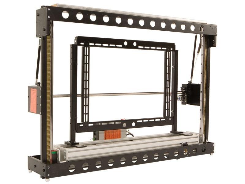 منفصل مصمم كابل meuble pour tv escamotable