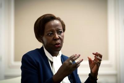 4 Louise Mushikiwabo