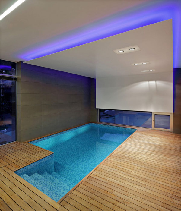 Imposante rsidence contemporaine avec un Plan en forme de T  Zagreb  Immobilier Maison 01072019