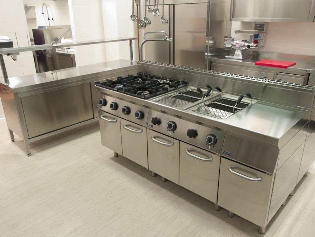plan cuisine professionnelle normes
