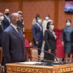Gabon : Ali Bongo Ondimba présent à la rentrée solennelle de la Cour Constitutionnelle