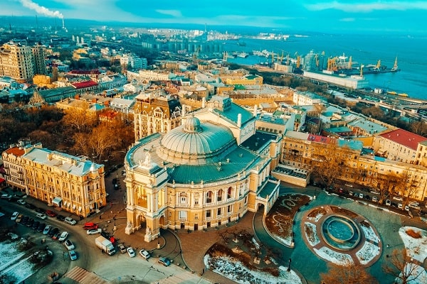 etudier en ukraine, bourse de l'ukraine, voyage en ukraine