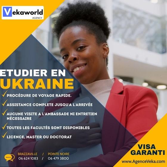 etudier en ukraine via l'agence VEKA