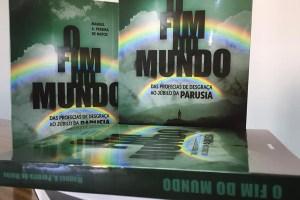 Publicações: Vigário-geral da Diocese da Guarda apresenta «O Fim do Mundo» em Lisboa