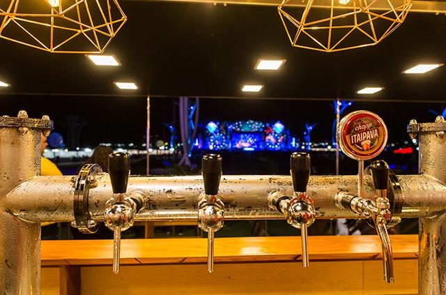 Ativação para Cerveja Itaipava no FestejaBrasil