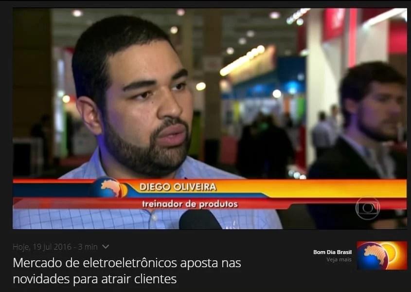 Jornal Bom Dia Brasil Rede Globo Agência Contatto