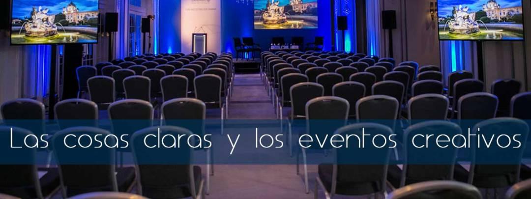 organización de convenciones