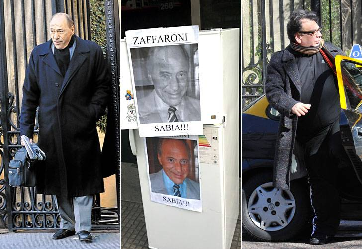 Caso Zaffaroni: