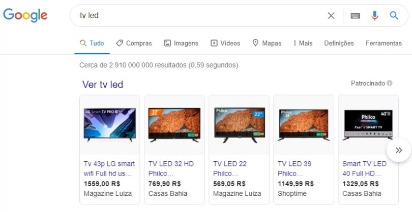 Google Shopping: ce que c'est et comment cela fonctionne