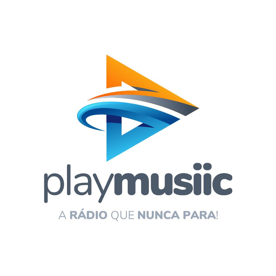 Criação de Logotipo para Rádio Online Play Musiic Pelotas