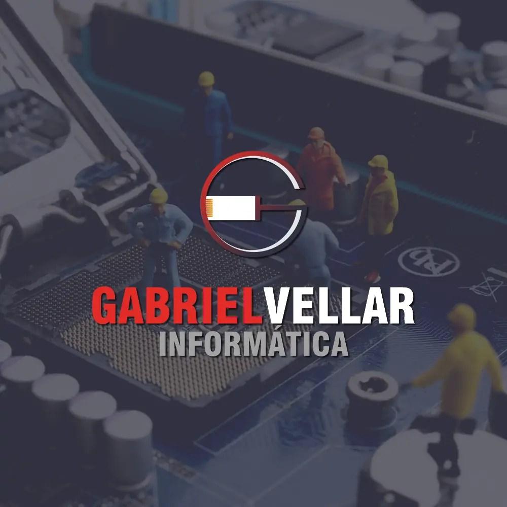 Avatar para Redes Sociais - Gabriel Vellar Informática - Pelotas