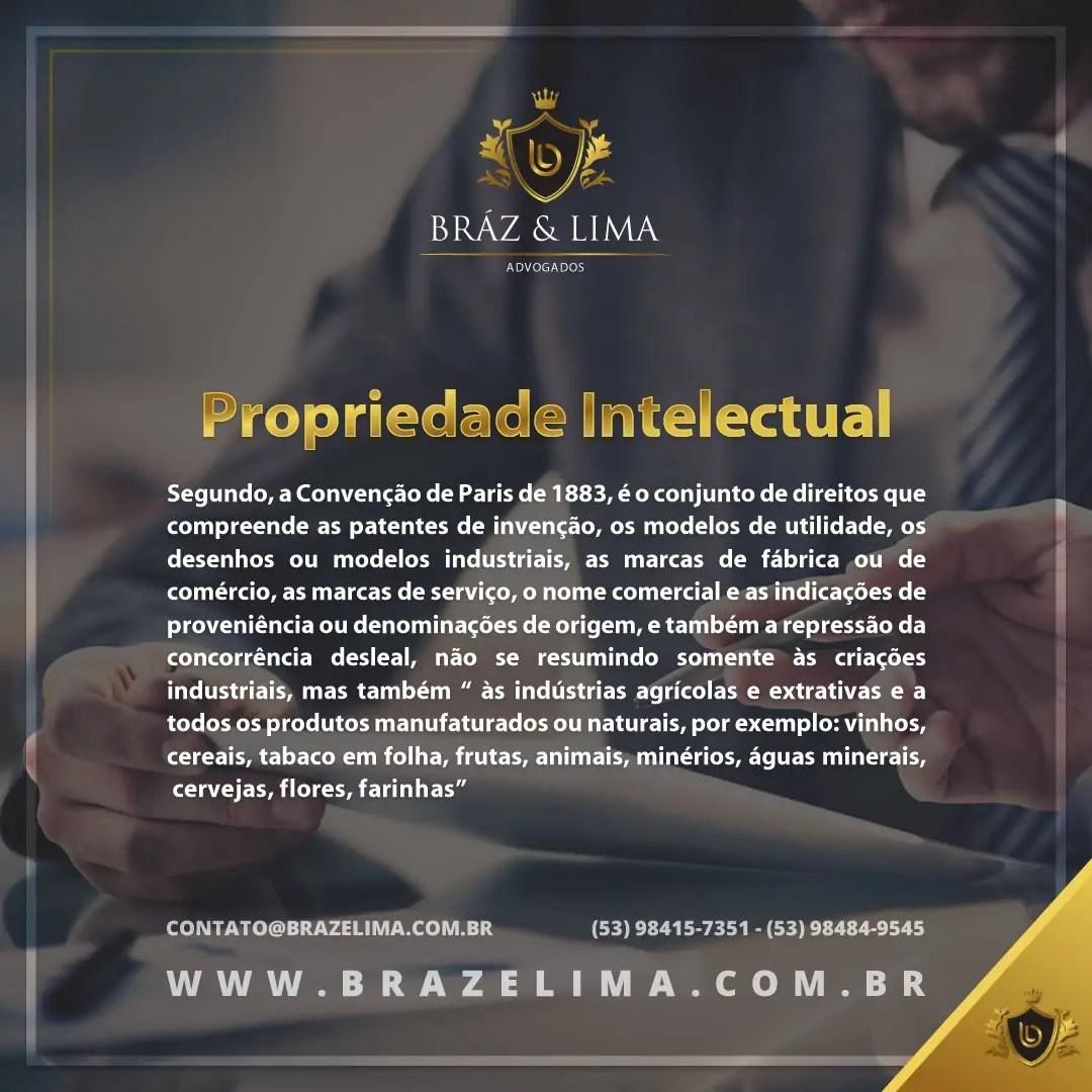 Propriedade Intelectual - Patentes
