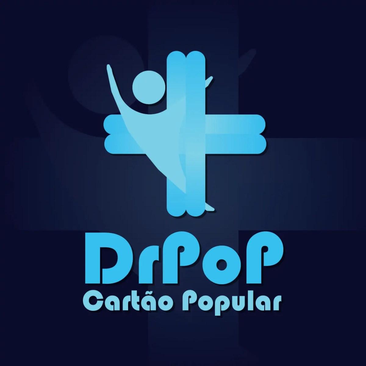 Arte de Perfil para as Redes Sociais da Dr. PoP Cartão.