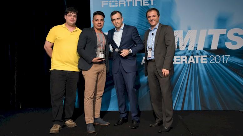 Gamma Ingenieros, gana premio mundial en ventas de soluciones de seguridad para internet