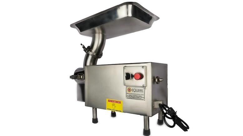 Equimac hace y exporta la única máquina desmechadora de carnes de Colombia