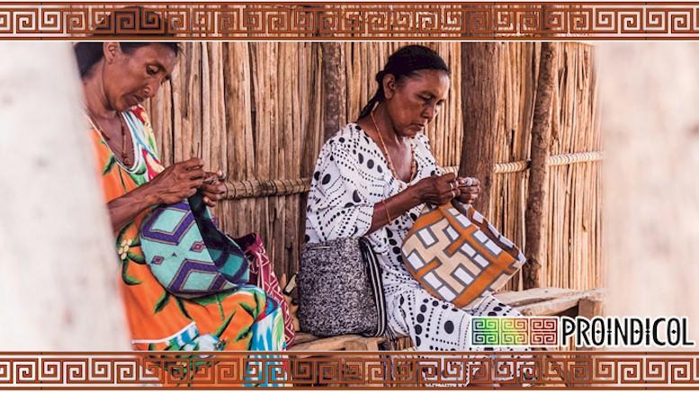 Proindicol comercializa historias de vida de indígenas Nasa del Tolima y del Cauca