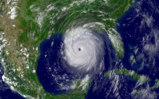<p>Imagen del huracán Katrina tomada el 28 de agosto de 2005. / NOAA</p>