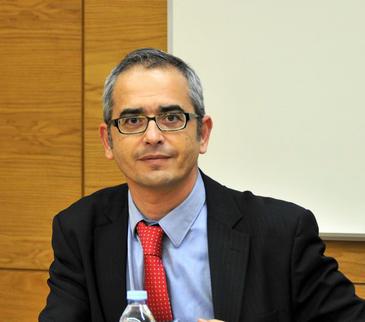 Antonio López / Imagen: Pedro Rafael Cruz, ISCTE-IUL.