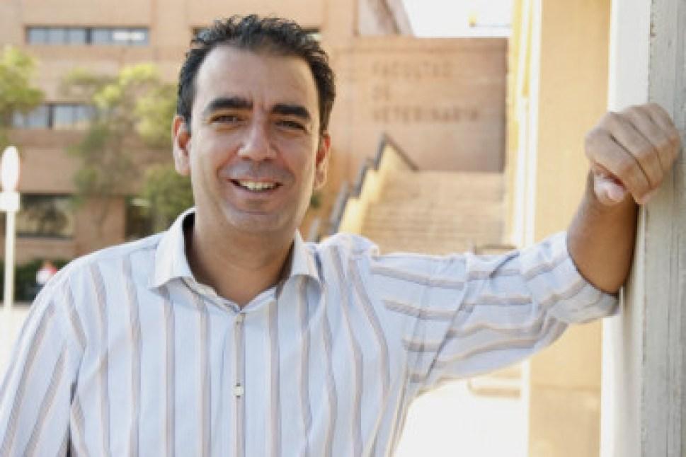 <p>José Manuel López Nicolás es profesor de Bioquímica y Biología Molecular en la Universidad de Murcia. / Foto del autor</p>