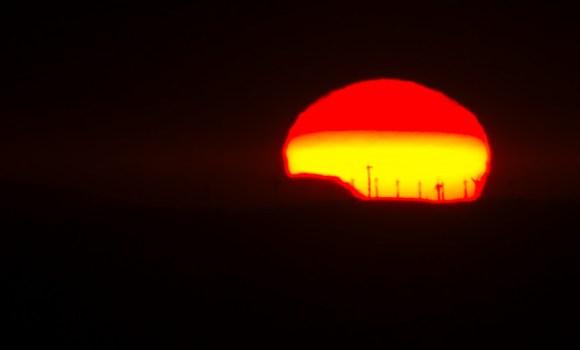 Eclipse Galicia_Pico Sacro