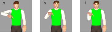 Un avatar que se expresa en lengua de signos