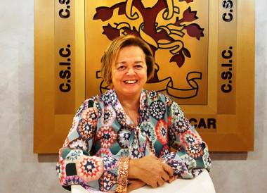 <p>La nueva presidenta del CSIC es química y experta en materiales de carbono y sustituye en el cargo a Emilio Lora-Tamayo. / CSIC</p>