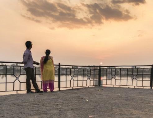 LagoSaroornagar de Hyderabad (India). /Mohammed Mubashir. Creative Commons.