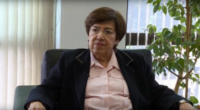 <p>La doctora Nubia Muñoz ha establecido la relación epidemiológica entre el virus del papiloma humano y el cáncer de cuello de útero. / Ministerio de Salud Colombiana</p>