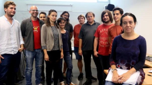 <p>Grupo de Relatividad y Gravitación de la Universidad de las Islas Baleares (UIB) que ha participado en el hallazgo científico del año: ondas gravitacionales con luz. / UIB</p>