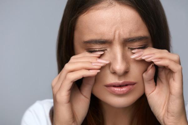 trzanje očesne veke