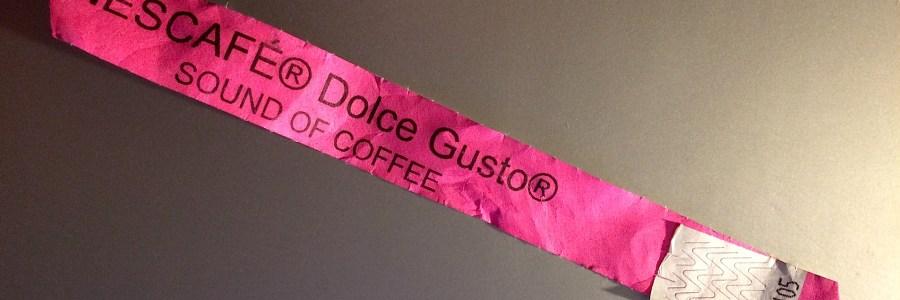 Kaffee im Pop Up Store