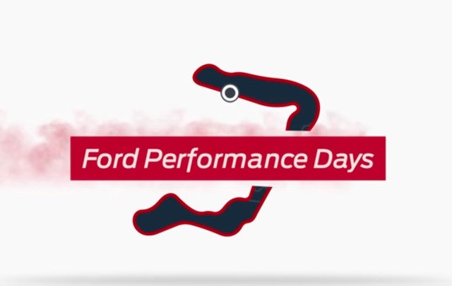 Ford Mustang Performance Days