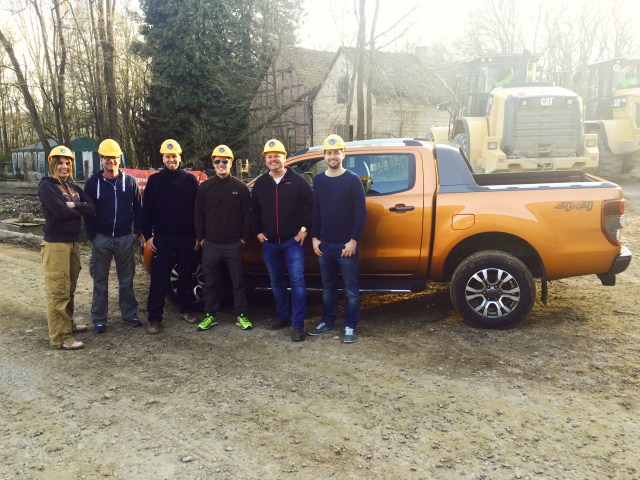 Team Ford Ranger