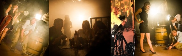 Kilbeggan Online-Spot Produktion-Szene