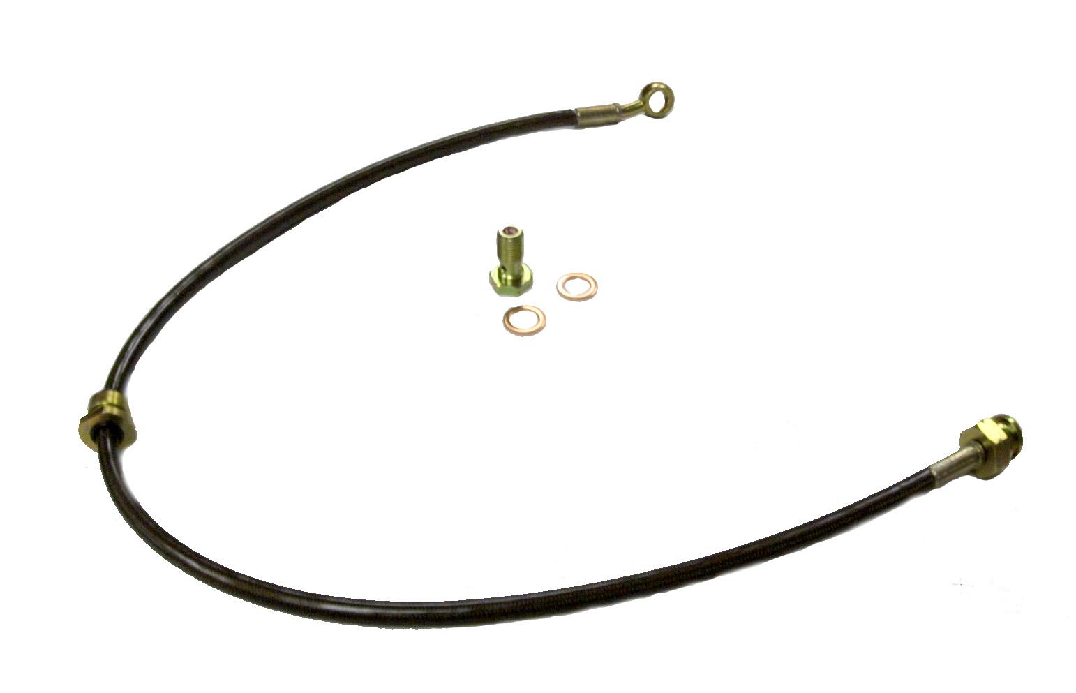 Agency Power Steel Braided Clutch Line Mazda RX-8 04-11