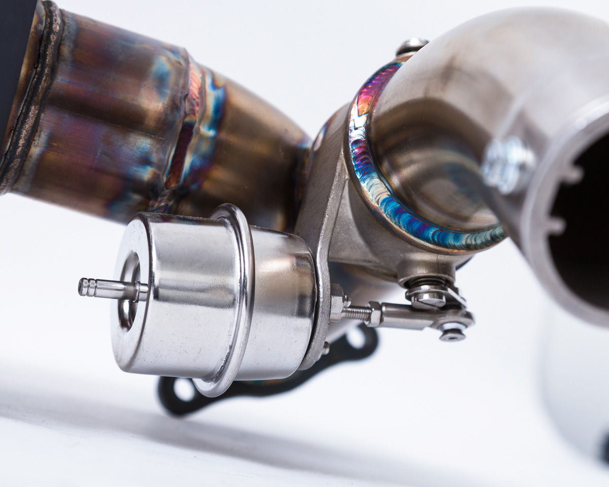 agency power valved exhaust system released polaris rzr xp turbo agency power