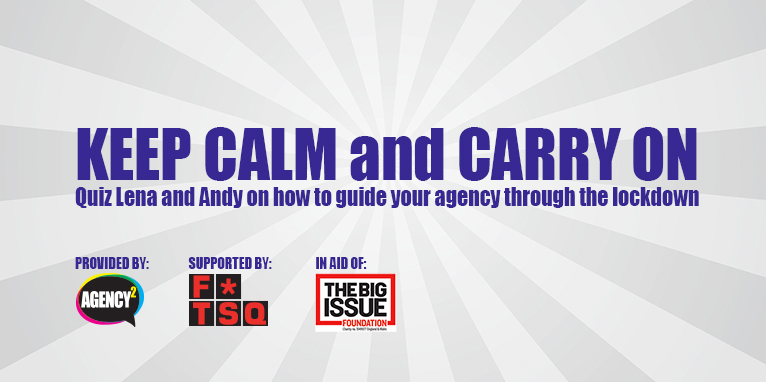 Webinar: Keep Calm and Carry On