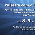 Jim Tucker vem ao Brasil para falar sobre provas científicas da reencarnação