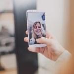 Selfies felizes
